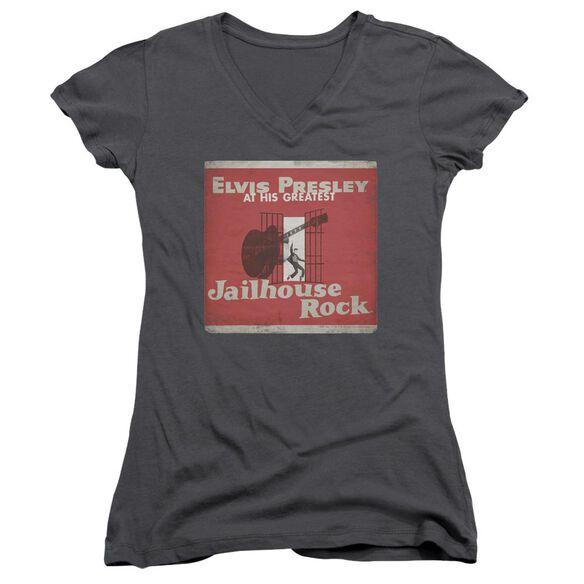 Elvis Greatest Junior V Neck T-Shirt