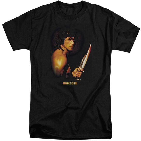 Rambo Iii Blood Lust Short Sleeve Adult Tall T-Shirt