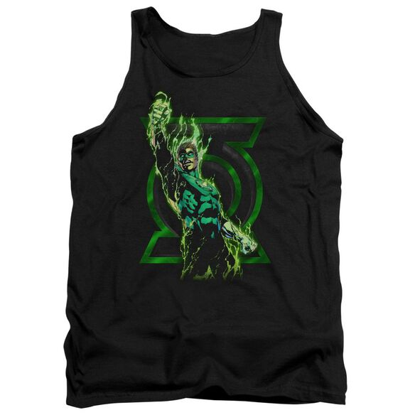 Green Lantern Fully Charged Adult Tank