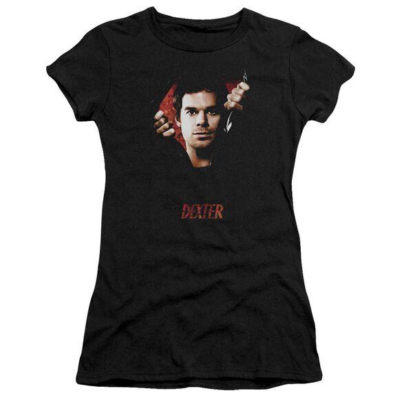 Dexter Body Bad Short Sleeve Junior Sheer T-Shirt