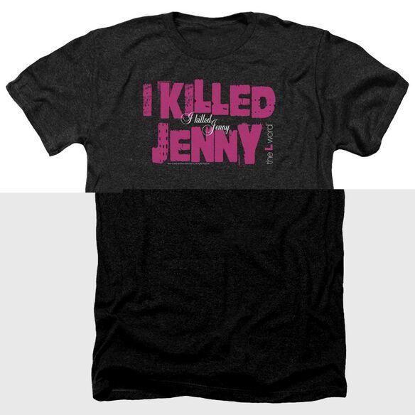 The L Word I Killed Jenny - Adult Heather - Black