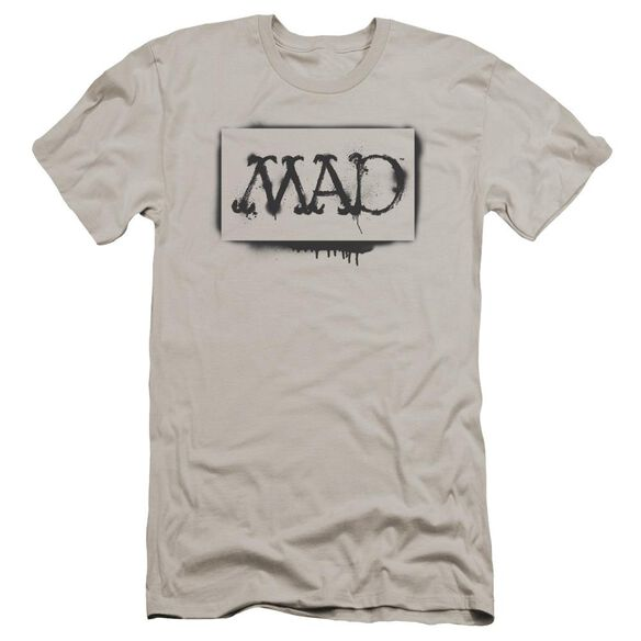 Mad Stencil Premuim Canvas Adult Slim Fit