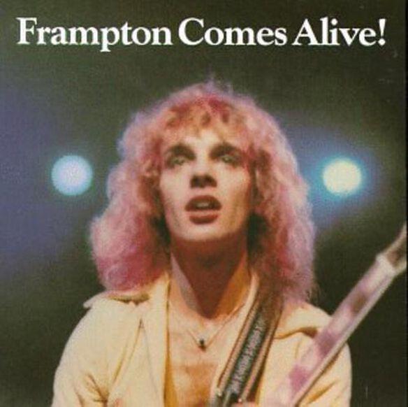 Peter Frampton - Frampton Comes Alive (remastered)