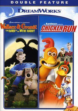 Wallace & Gromit: Curse Were-Rabbit & Chicken Run