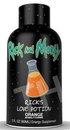Rick and Morty - Rick's Love Potion Energy Shot