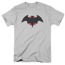 Jla Thomas Wayne Short Sleeve Adult T-Shirt