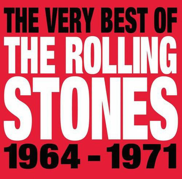 Very Best Of The Rolling Stones 1964 1971