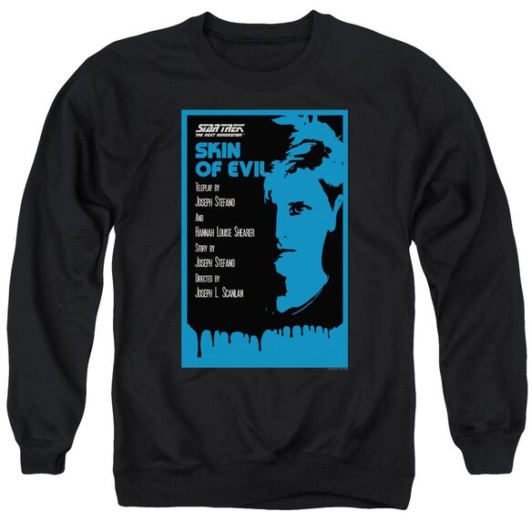 Star Trek Tng Season 1 Episode 23 Adult Crewneck Sweatshirt