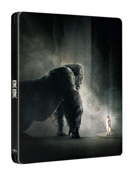 King Kong (2005) [Exclusive Blu-ray Steelbook]