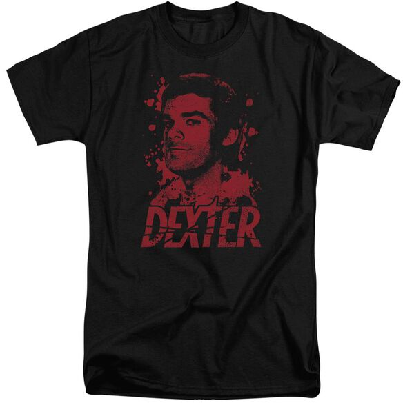 Dexter Born In Blood Short Sleeve Adult Tall T-Shirt