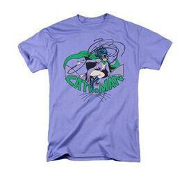 Catwoman Whip Logo T-Shirt
