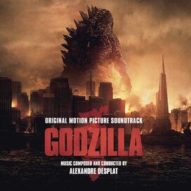 Alexandre Desplat - Godzilla (Original Motion Picture Soundtrack)