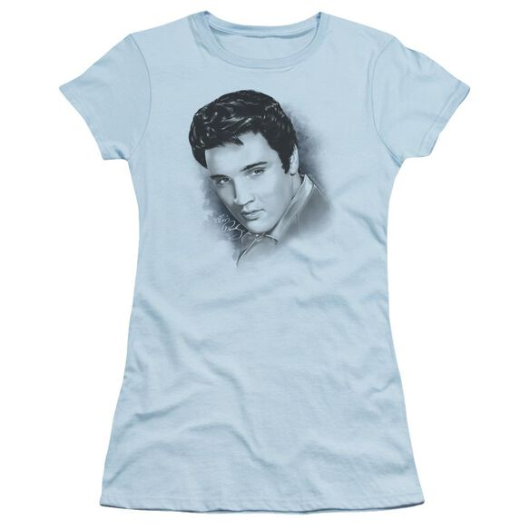 Elvis Dreamy Short Sleeve Junior Sheer Light T-Shirt