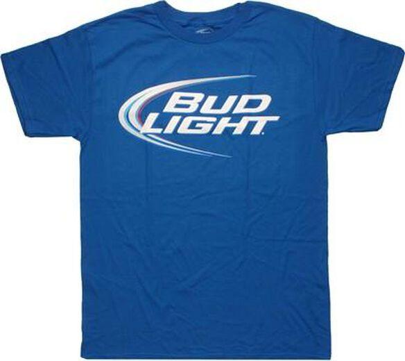 Bud Light Logo T-Shirt