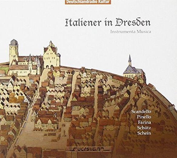 Skiba/ Instrumenta Musica/ Various - Italiener in Dresden