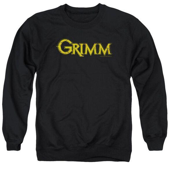 Grimm Gold Logo Adult Crewneck Sweatshirt