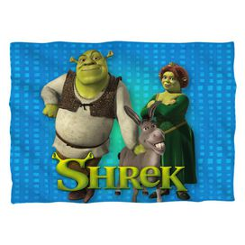 Shrek Pals Pillow Case White