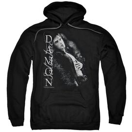 Vampire Diaries Besides Me Adult Pull Over Hoodie Black
