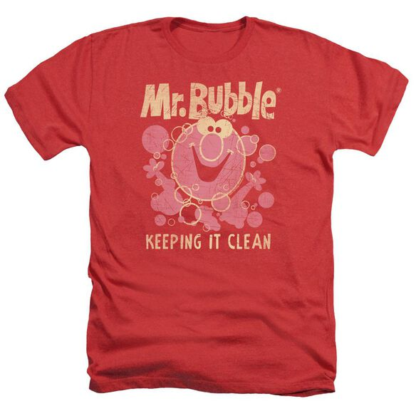 Mr Bubble Keeping It Clean Adult Heather