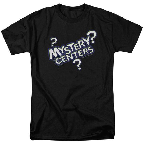 Dubble Bubble Mystery Centers Short Sleeve Adult T-Shirt