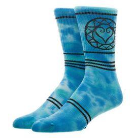 Kingdom Hearts Tiedye Socks