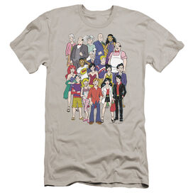 Archie Comics Cast-premuim Canvas Adult Slim