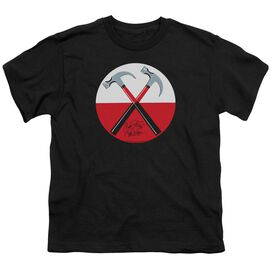 Roger Waters Hammers Short Sleeve Youth T-Shirt