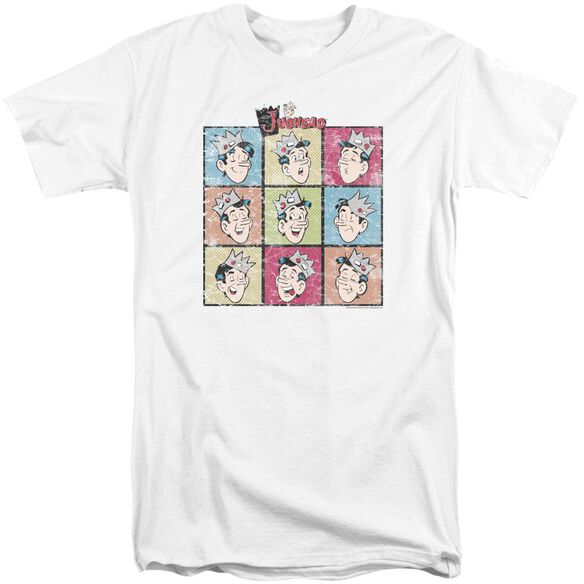 Archie Comics Jug Heads Short Sleeve Adult Tall T-Shirt