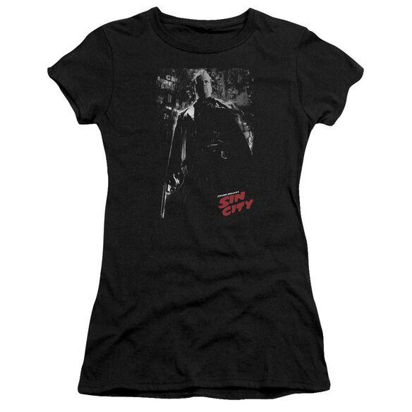 Sin City Hartigan Short Sleeve Junior Sheer T-Shirt