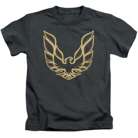 Pontiac Iconic Firebird Short Sleeve Juvenile T-Shirt