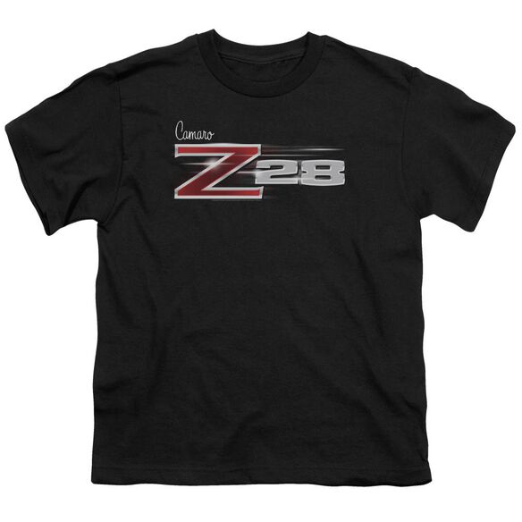 Chevrolet Z28 Logo Short Sleeve Youth T-Shirt