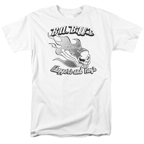 B.A.BIFFS - ADULT 18/1 - WHITE T-Shirt