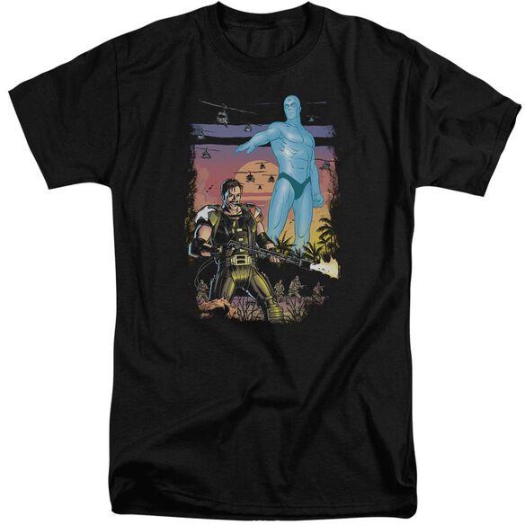 Watchmen Winning The War Short Sleeve Adult Tall T-Shirt