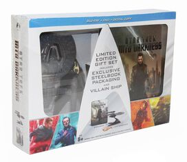 Star Trek Into Darkness [Limited Edition Giftset] [Blu-ray]