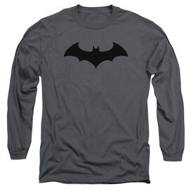 Batman Hush Logo Long Sleeve Adult T-Shirt