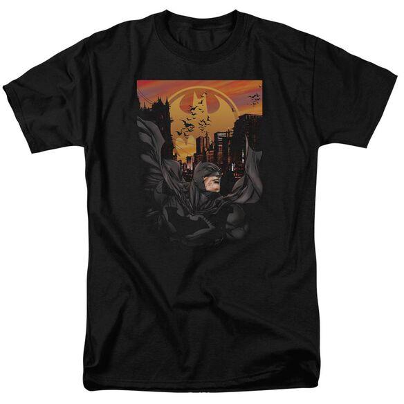 Batman Always On Call Short Sleeve Adult T-Shirt