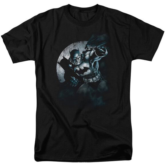 Batman Batman Spotlight Short Sleeve Adult T-Shirt
