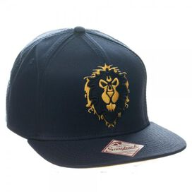 World of Warcraft Alliance Snapback Hat