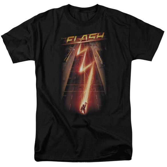 The Flash Flash Ave Short Sleeve Adult T-Shirt