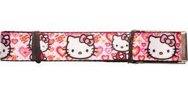 Hello Kitty Valentine Hearts Mesh Belt