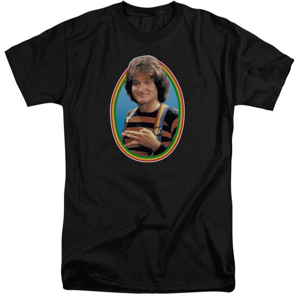 Mork & Mindy Mork Short Sleeve Adult Tall T-Shirt