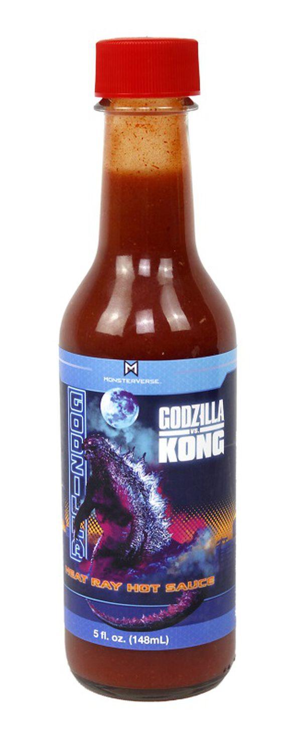 Godzilla vs. Kong Heat Ray Hot Sauce