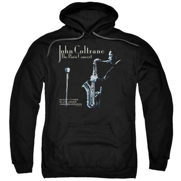 John Coltrane Paris Coltrane Adult Pull Over Hoodie