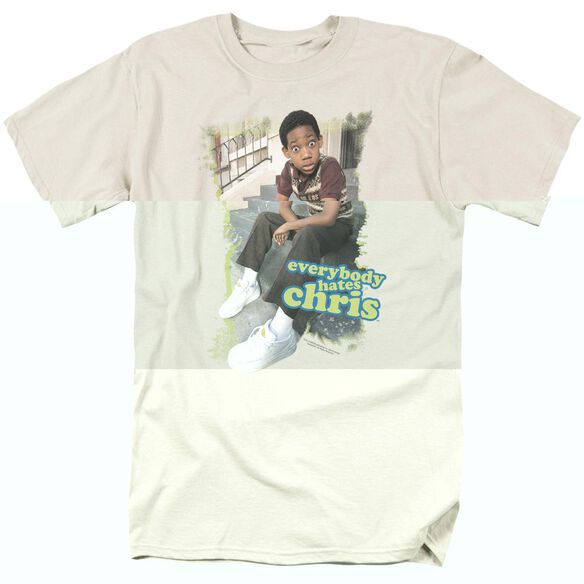 EHC EVERYBODY HATES CHRIS - S/S ADULT 18/1 - CREAM T-Shirt