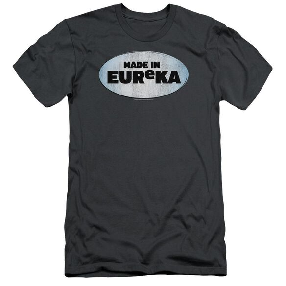 Eureka Made In Eureka Short Sleeve Adult T-Shirt