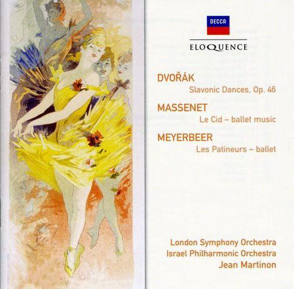 Dvorak/ Martinon/ London Sym Orch - Dvorak: Slavonic Dances / Massenet: Le Cid