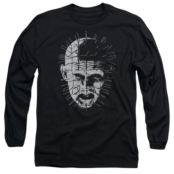 Hellraiser Pinhead Long Sleeve Adult T-Shirt