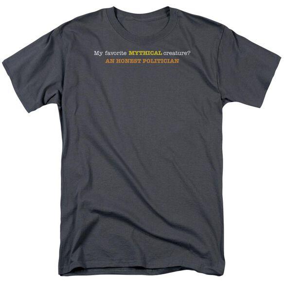Honest Politician Short Sleeve Adult T-Shirt