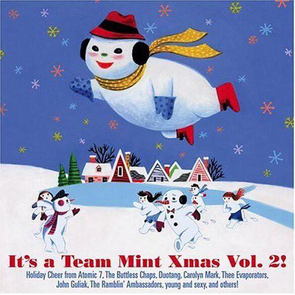 It's A Team Mint Christmas 2 / Various