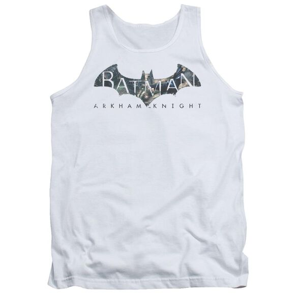 Batman Arkham Knight Descending Logo Adult Tank